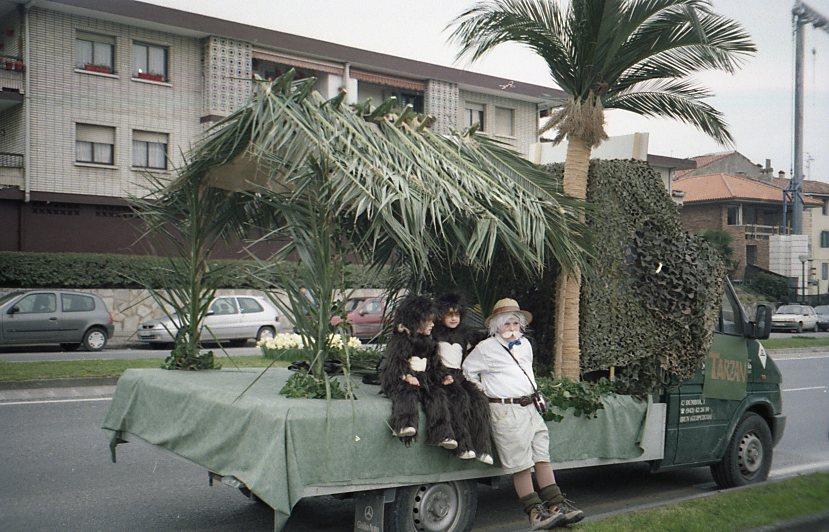 """Carnaval 2004 """"Tarzán"""""""