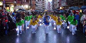 Carnaval 2013 Desfile